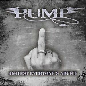 Pump-034-Against-Everyone-039-s-Advice-034-Factory-Sealed-German-Heavy-Metal-Accept-UDO