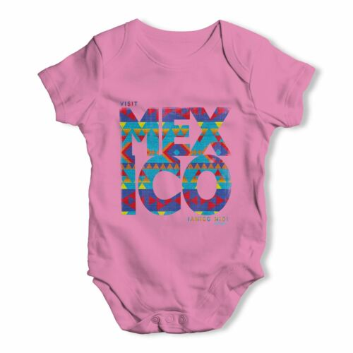 Twisted ENVY visita México Bebé Unisex Divertido Bebé crezca Body