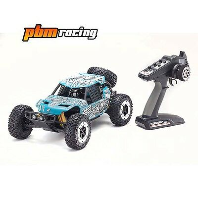 Kyosho AXXE EZ 2WD RC Readyset Off Road 2.4G Electric Buggy Green - 34401T6B