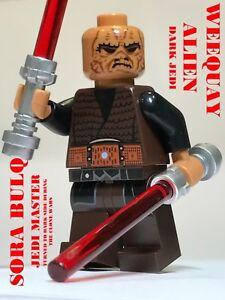 Lego Star Wars Jedi Sora Bulq Sith Knight Geonosis Arena Army