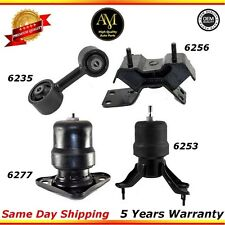Transmission and Motor Mount Front Set For 92/96 Toyota Camry 2.2L*