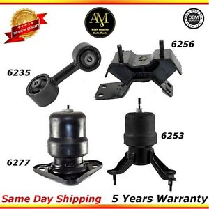Transmission-and-Motor-Mount-Front-Set-For-92-96-Toyota-Camry-2-2L-Automatic