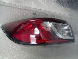 Details about 2010 2011 2012 MAZDA 3 SEDAN LEFT DRIVER SIDE OEM TAIL LIGHT  BBM4-51-160 OEM