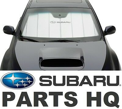 Subaru 2008-14 WRX STI and 2008-2011 Impreza OEM Sunshade - SOA3991100