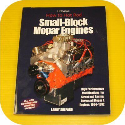 TSP HEI DISTRIBUTOR Chrysler//Dodge MOPAR 318 340 360 SB V8 Orange JM6513OR