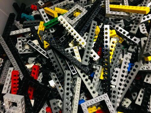 ☀️LEGO 1-100 POUNDS TECHNIC Studed Beams Bricks ONLY Mix bulk lot lbs Pieces