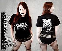 """Cerberus """"Black fucking Metal"""" T-Shirt - XL (NEU / NEW)"""