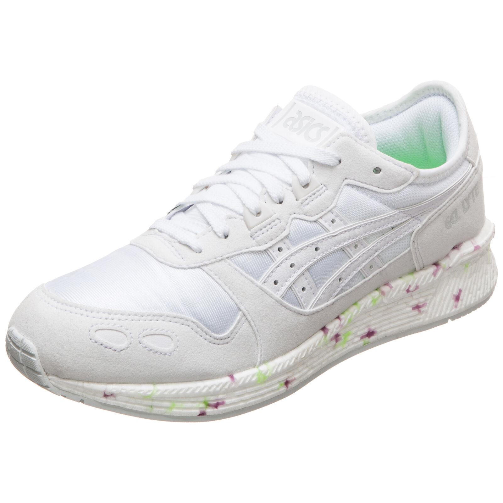 ASICS Hyper Gel-Lyte Turnschuhe Weiß NEU Schuhe Turnschuhe