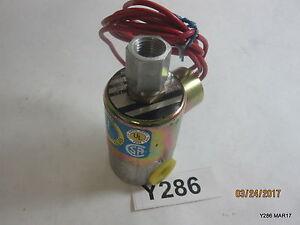 HONEYWELL SKINNER V51DB2125 10 WATT SOLENOID VALVE 3/32 ORFICE 120V