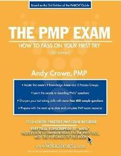 The PMP Exam: How to Pass On Your First Try (Test Prep series) Crowe  PMP, Andy