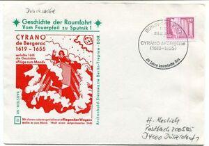 1983 Geschichte Raumfahrt Vom Feuerpfeil Sputnik 1 Cyrano Bergerac Berlin Space