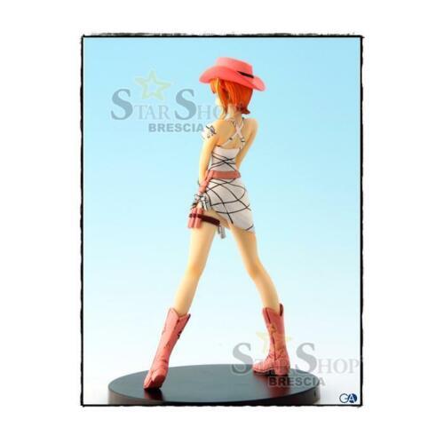 DX Girls Snap Collenction 3 ONE PIECE Nami Banpresto 18cm