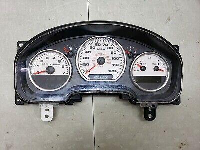 2004 2005 Ford F150 King Ranch Instrument Gauge Cluster Speedometer 04 05  F-150 | eBay