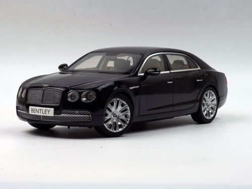 Kyosho 118 Bentley Flying Spur W12 OnyxBlack Diecast Model Car No.08891NX