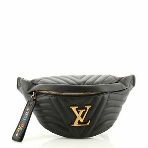 Louis Vuitton New Wave Bumbag Quilted Leather
