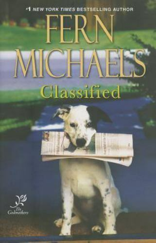 Classified (Godmothers)-ExLibrary