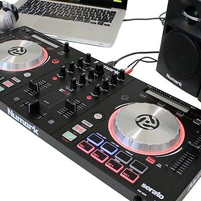 numark mixtrack pro 3 digital all in one usb serato dj controller inc warranty 676762191517 ebay. Black Bedroom Furniture Sets. Home Design Ideas