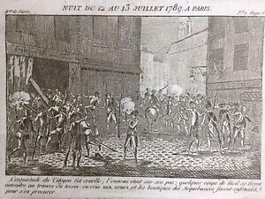 Revolution-Francaise-13-Juillet-1789-Attaque-de-l-arquebuserie-Revolutions-Paris