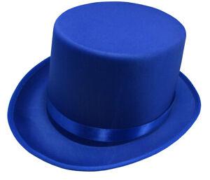 Adult Satin Top Hat Magician Gentleman Roaring 20s Tuxedo Formal Costume Top