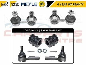 FOR NISSAN X-TRAIL  2.0 2.2 2.5 2001-2007 2x FRONT OUTER TIE TRACK ROD ENDS