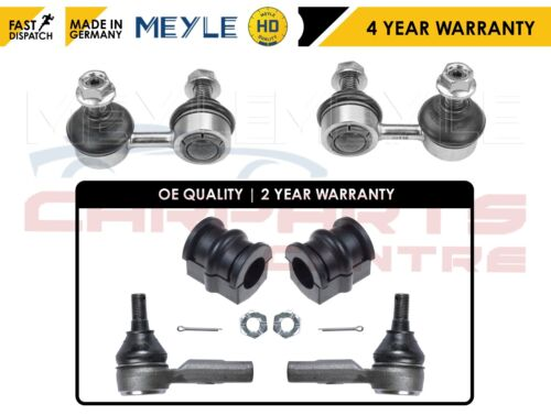 FOR NISSAN X-TRAIL T30 FRONT ANTIROLL BAR STABILISER LINKS BUSHES TRACK ROD ENDS