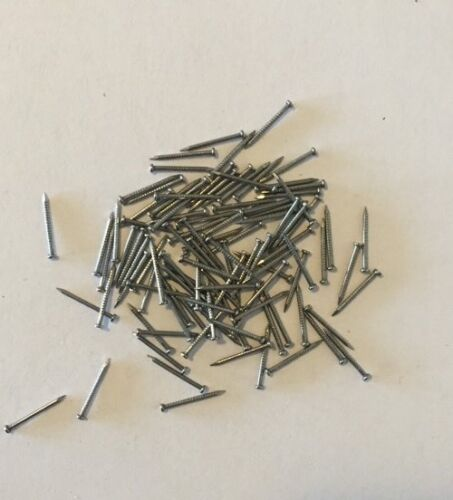 """Brads Approximately 400 Nails 1//2/"""" Nails 1 OZ Of 20 x 1//2 Inch Nails"""