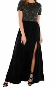 True-Decadence-Embellished-Maxi-Dress-110-Size-UK-8-16-A35