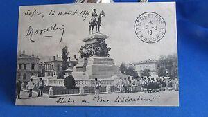 Cartolina-Bulgaria-Bulgaria-Sofia-Statua-di-Tzar-Liberator
