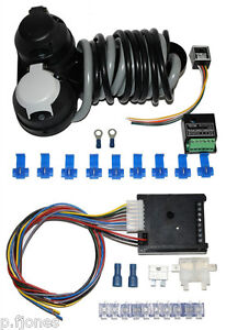 universal 12n 12s twin towbar electrics wiring 7 way bypass 12n 12s Wiring Diagram image is loading universal 12n 12s twin towbar electrics wiring 7 12n 12s wiring diagram