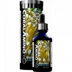CoralAmino Free Form Amino Acid Supplement (60 ml) - Brightwell