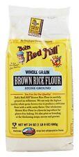 Bob's Red Mill - Gluten-Free Whole Grain Brown Rice Flour - 24 oz.