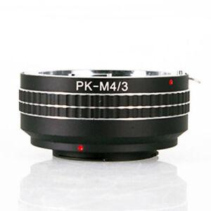 Pentax-PK-K-Lens-To-Micro-4-3-M4-3-Mount-Adapter-Olympus-M43-Panasonic-GX7-G6