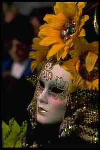 575022-Venice-Carnival-Mask-Italy-A4-Photo-Print