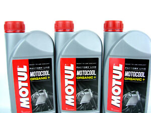 k hlfl ssigkeit 3liter motul motocool rot factory line. Black Bedroom Furniture Sets. Home Design Ideas