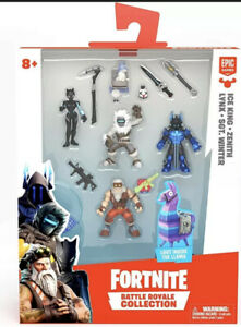 Fortnite Battle Royale Collection - Ice King, SGT, Winter ...