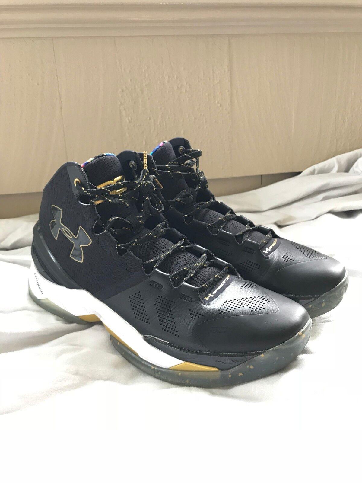 Under Armour Armor UA Curry 2 2 2 Elite size 12 basketball scarpe da ginnastica kicks bcbde3