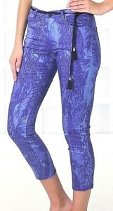 12 130 Nwt Coton Jeans Jean Luxe Cheville us Rrp Bleu Devise 13 Stretch De tpwqBHcO