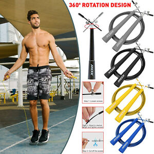 RDX-Speed-Skipping-Rope-Boxing-Exercise-Jump-Fitness-MMA-Training-Running-C8
