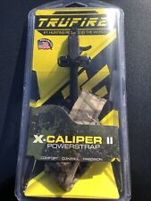 NEW!!! TRUFIRE X-Caliper II Powerstrap Release 360 Degree Head Rotation XCW II