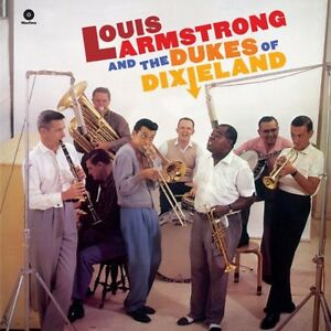 Louis-Armstrong-And-the-Dukes-of-Dixieland-New-Vinyl-180-Gram
