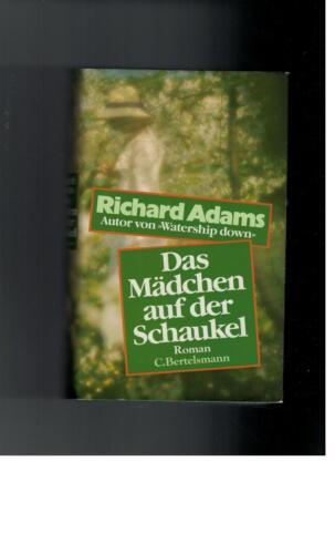 1 von 1 - Richard Adams - Das Mädchen auf der Schaukel - 1989