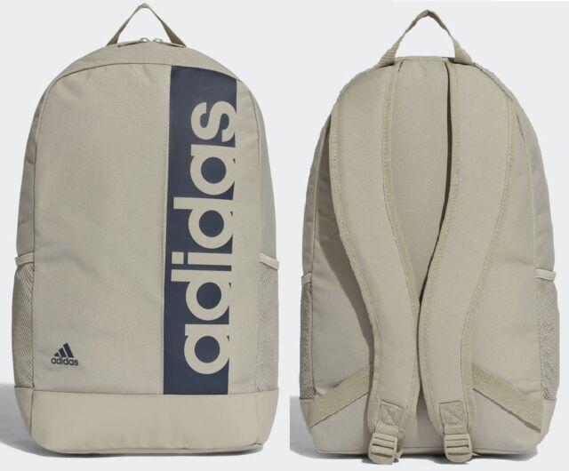 adidas Linear Performance Backpack Bag. School Gym Unisex Fast Postage