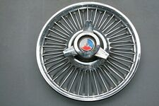 1965 1966 1967 Ford Mustang Fairlane 14 Wire Wheel Cover Hub Cap 990a 1130 B