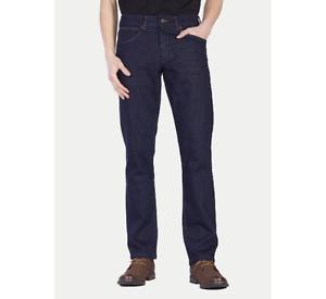 jeans wrangler uomo greensboro regular rinse broke w15q8278q