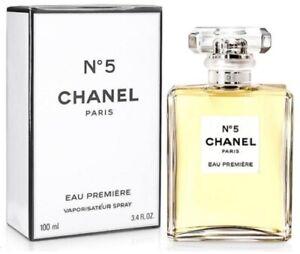 Chanel No 5 Eau Premiere 3.4 oz / 100 ml Eau De Parfum EDP Spray, NEW, SEALED