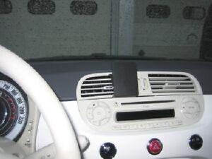 Brodit ProClip 854124 Montagekonsole für Fiat 500 Baujahr 2007 - 2015