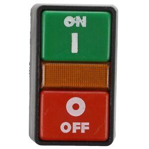 ON-spia-spenta-START-STOP-Pulsante-momentaneo-J6Z7-Interruttore-I4U8