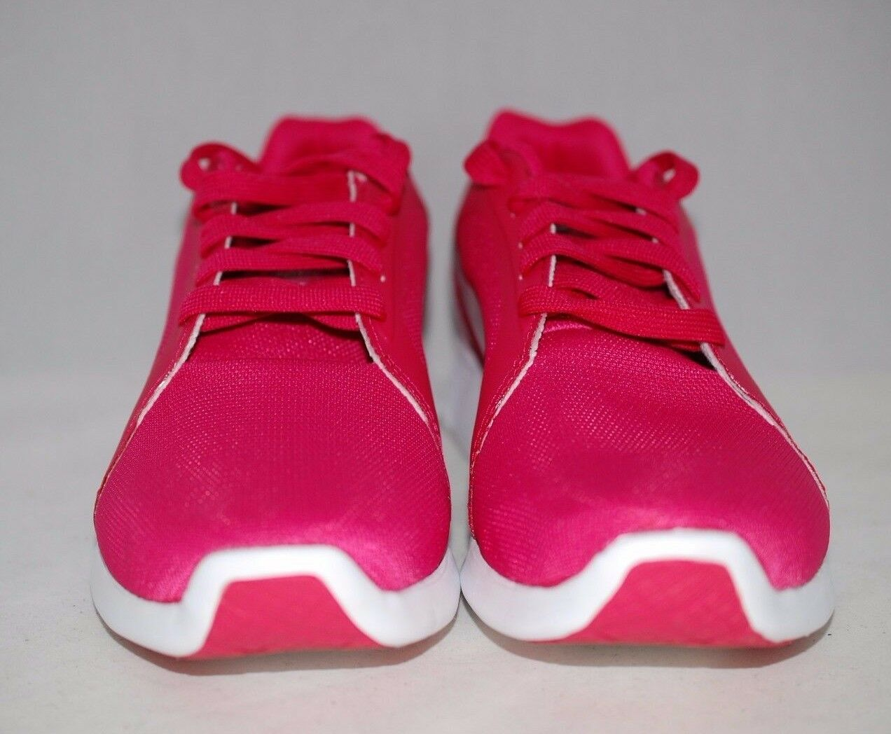 PUMA ST Trainer Trainer Trainer EVO Pink White Running Training Sneaker shoes 8 US 38.5 EU 5.5UK 2ad43a