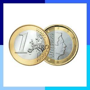Ek // 1 euro Luxembourg # Pièce Nueve : Sélectionnez une Année :