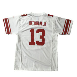 official photos 02c88 4fe46 Details about Odell Beckham Jersey New York Giants White Youth XL 18/20  Official NFL NEW Nike